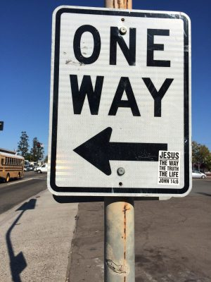 public-domain-one-way
