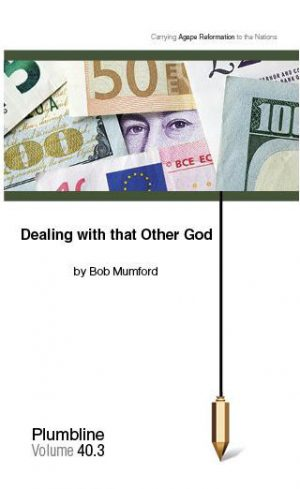PL403 Front cover Dealing with that Other God