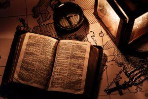 aerial-belief-bible-1437872 PEXELs